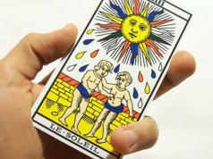 cartes du tarot de Marseille