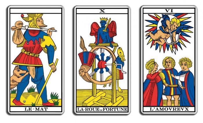 Les principales significations des cartes de tarot - Tarot divinatoire  gratuit d07eb5b172d4